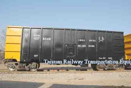 C80B Stainless Steel Coal Open Top Wagon