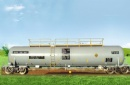 FMG Diesel Oil Tank Wagon for Australia