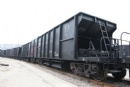 1435mm standard gauge ballast hopper wagon