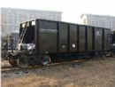 standard gauge ballast hopper wagon for Nigerian