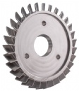 GE turbine disc